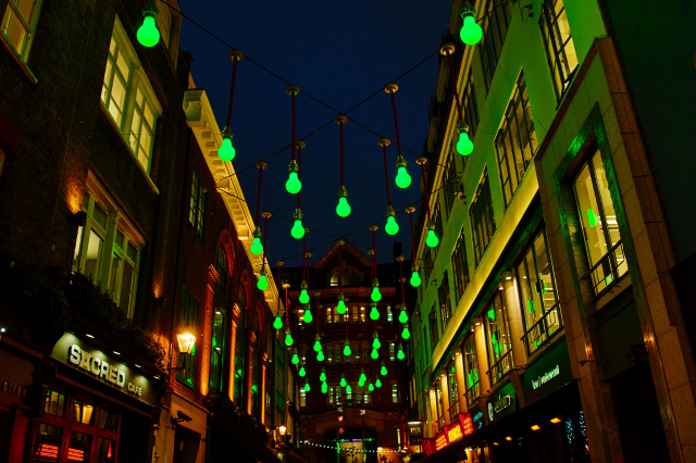 Ganton Street Bulbs